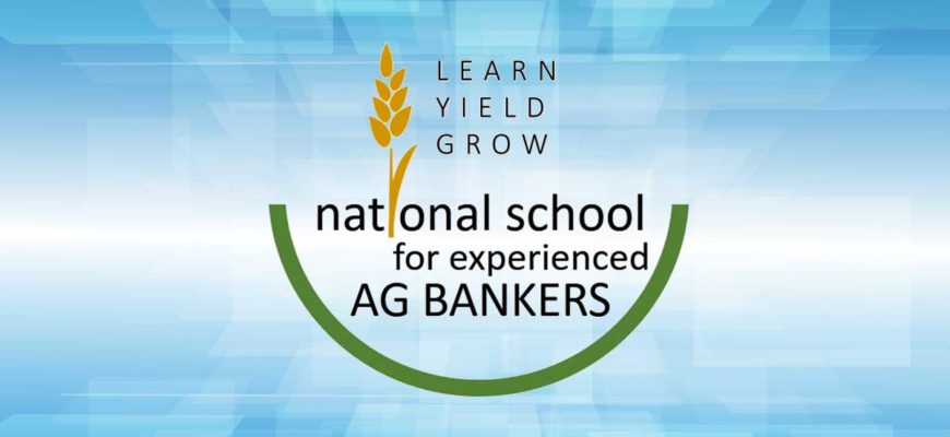 National School for Experienced Ag Bankers 2020