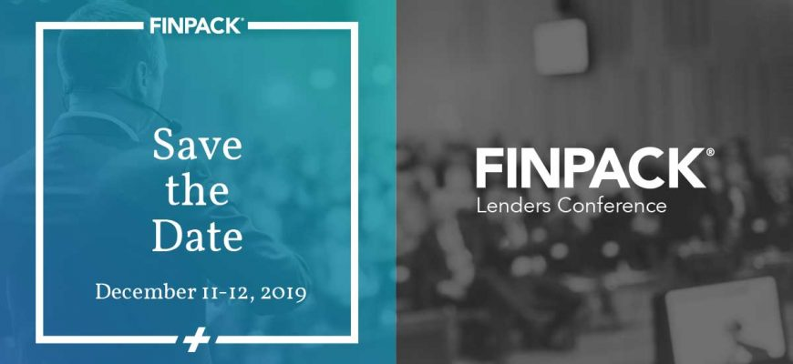 2019 FINPACK Lenders Conference - Save the Date